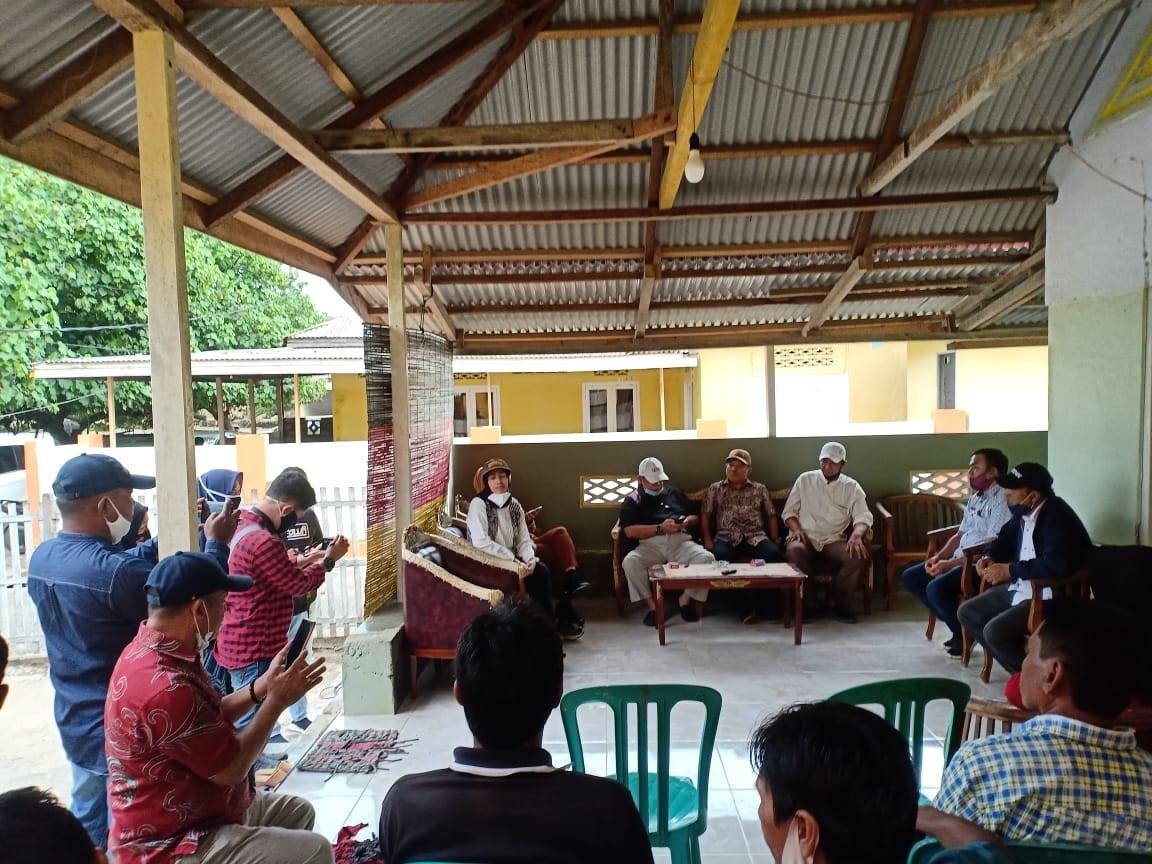 Deprov Gorontalo Terima Keluhan Masyarakat Soal Bantuan Perahu Fiber