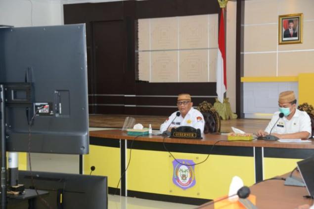 Rusli akan Percepat Pengurusan Ijin Untuk Investor Pariwisata di Gorontalo