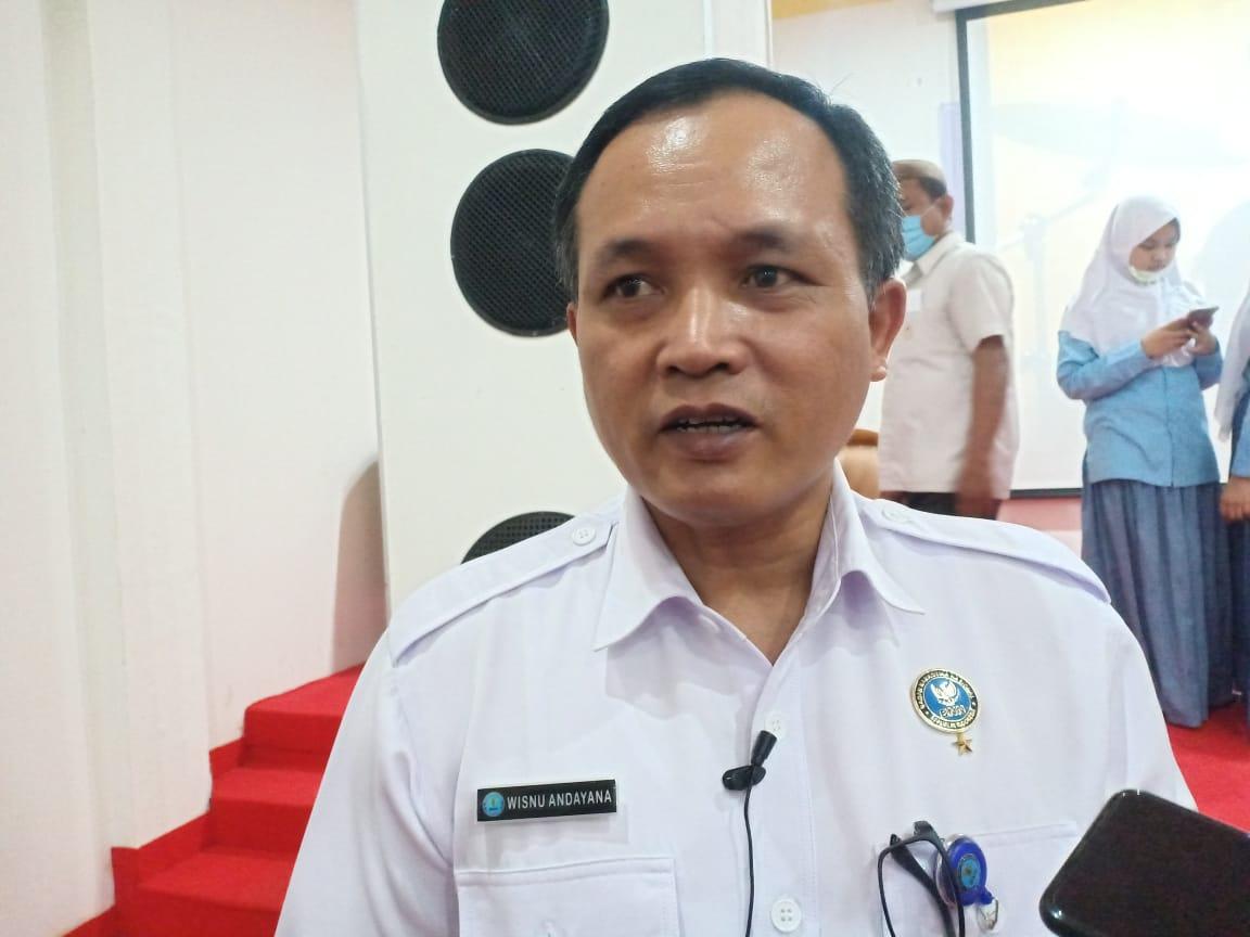 Kepala BNNP Gorontalo Wisnu Anday