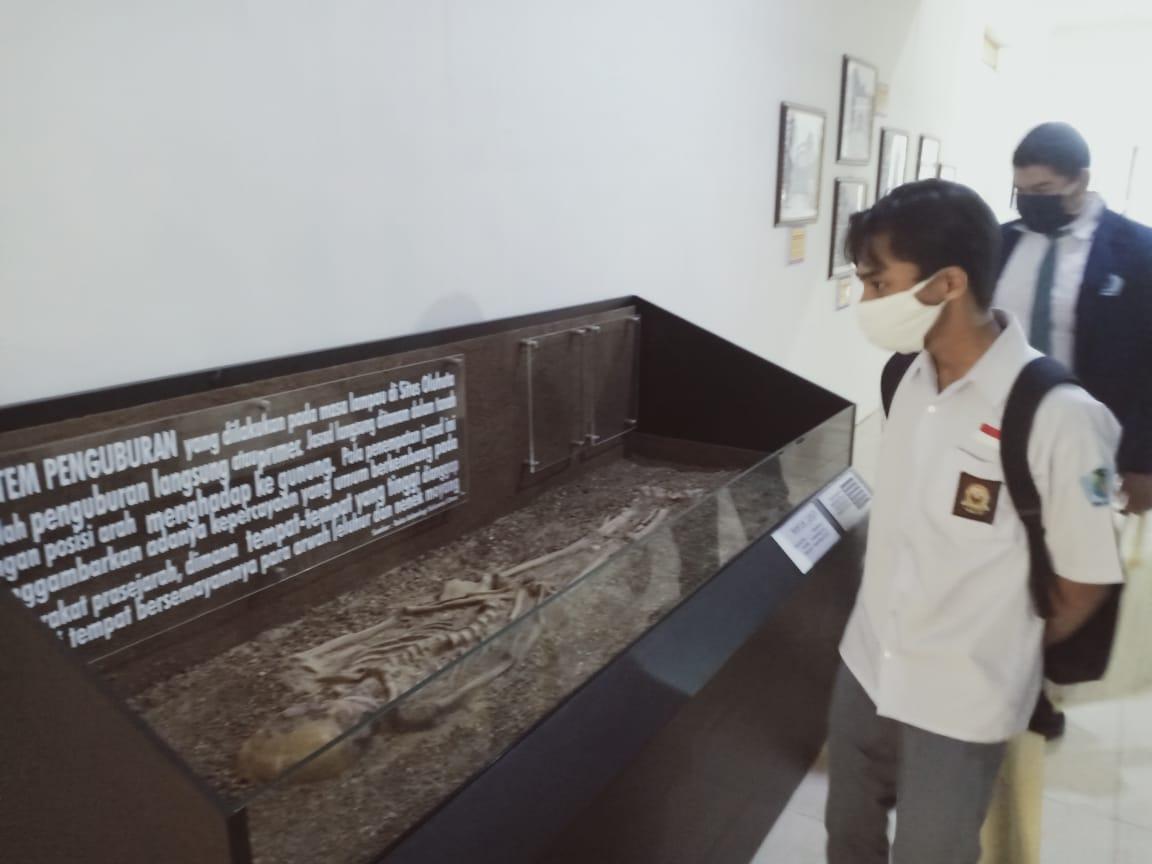Fosil Purbakala Museum Popa Eyato