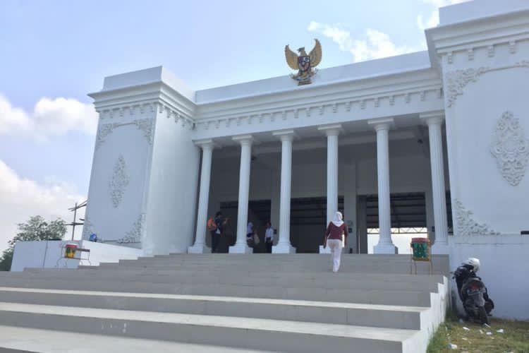 Kantor Desa Cempaka, Kecamatan Sungkai Jaya, Lampung Utara, Lampung