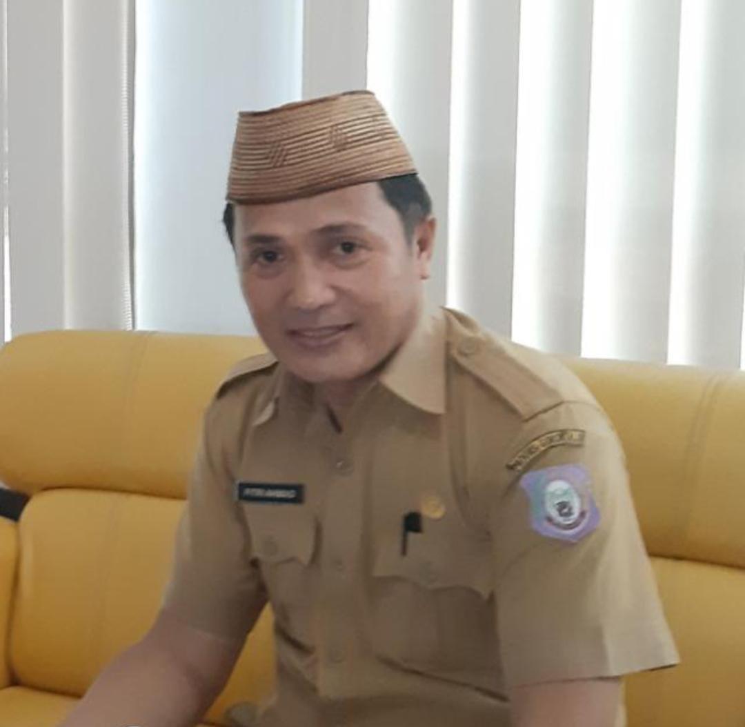 Kepala Museum Purbakala Popa Eyato Provinsi Gorontalo, Fitri Ahmad