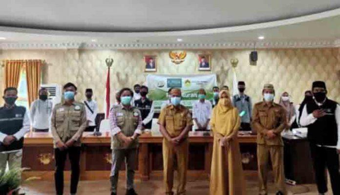 3.000 Al-Quran dari Yayasan Ammirul Ummah untuk Gorontalo