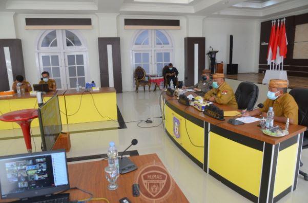 Gubernur Gorontalo Jangan Kasih Kendor, Tindaki Pelanggar Prokes