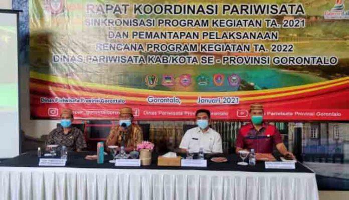 Dispar Gorontalo Diminta Ubah Paradigma Pariwisata