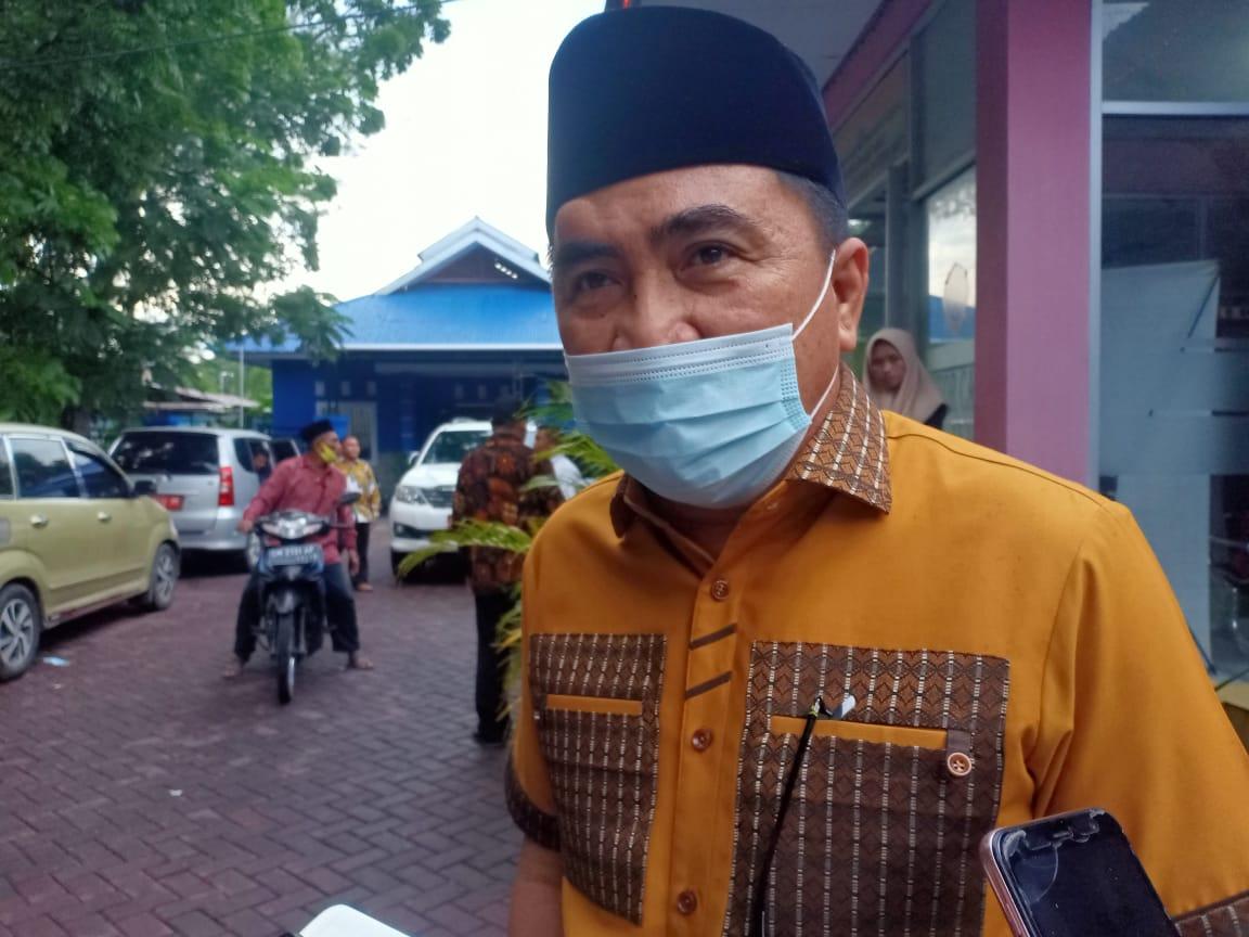 Ketua DPRD Kota Gorontalo, Hardi Sidiki