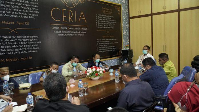 Pembahasan Struktur RSUD Zainal Umar Sidiki