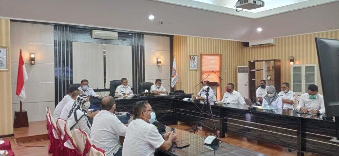 Rapat Pembahasan Pariwisata Gorontalo Utara