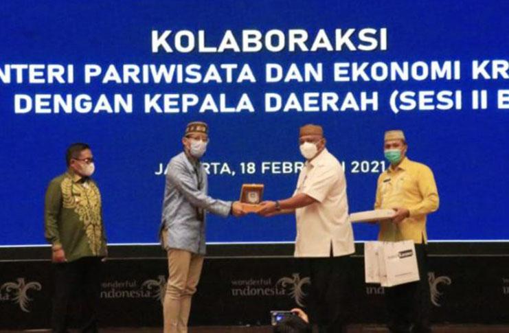 Deretan Tokoh Nasional Diaspirasikan Terima Gelar Adat Gorontalo (Tambahan)
