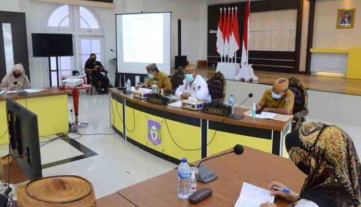 Pelantikan Kepala Daerah di Gorontalo Secara Luring Disetujui Mendagri