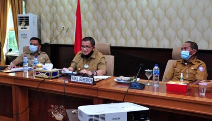 Usulan Program Prioritas 2022 Gorontalo Diterima Menteri PPN Kepala Bappenas