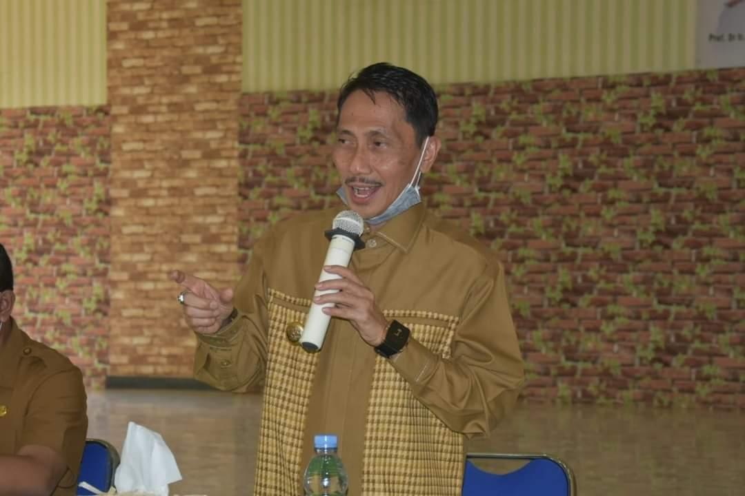 Bupati Gorontalo, Nelson Pomalingo