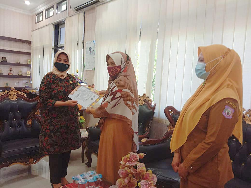 Hadijah U. Tayeb Jabat Plh Bupati Gorontalo