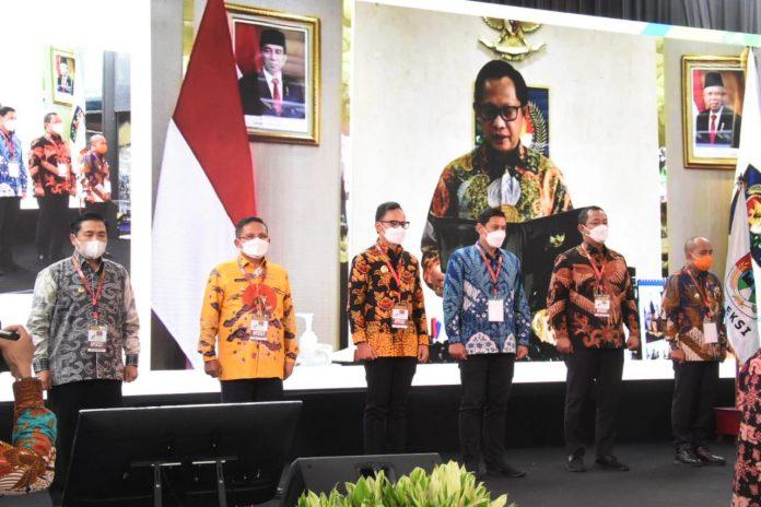 Marten Taha Terpilih Jadi Wakil Ketua Asosiasi Pemerintah Kota Seluruh Indonesia