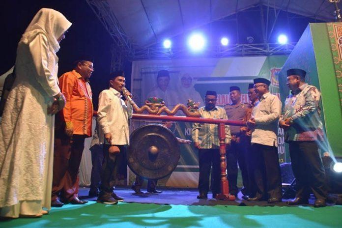 Pembukaan STQH Tingkat Kabupaten Gorontalo tahun 2019