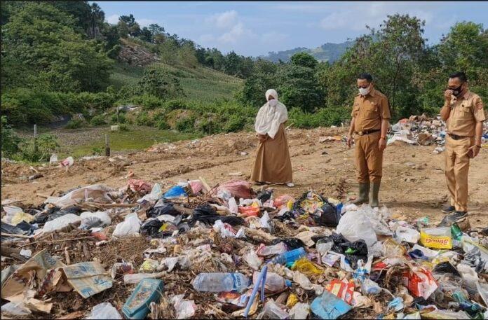 Pengolahan Akhir Sampah di Tomilito Belum Sesuai Harapan