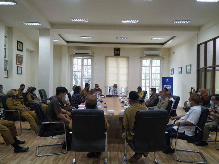 Rapat Koordinasi Bea Perolehan Hak Atas Tanah dan Bangunan