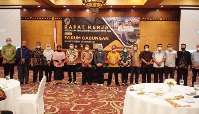 DPRD Kota Gorontalo Siap Kawal RKPD 2022