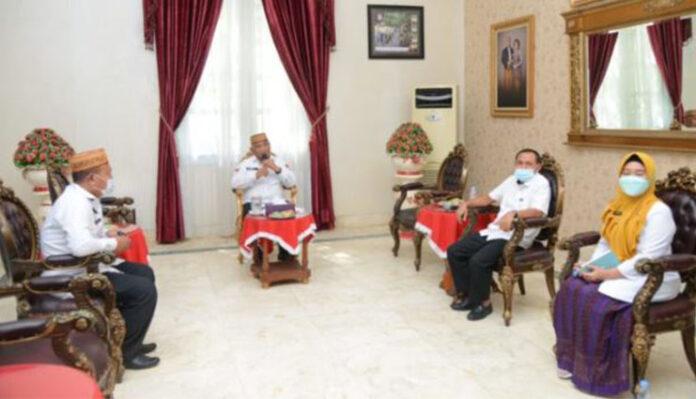 Gorontalo dapat Kenderaan PCR Mobile dari Kementerian Kesehatan