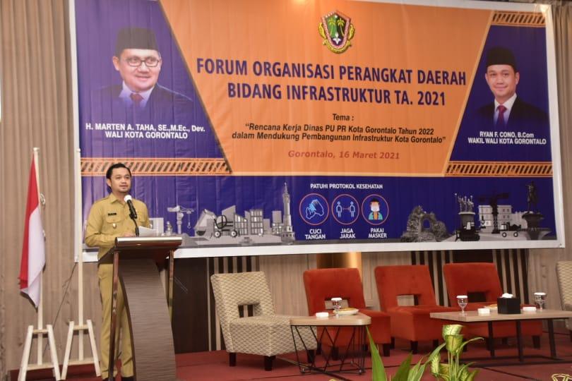 Ryan Kono Ingatkan Rancangan Pembangunan Daerah Harus Tepat Sasaran