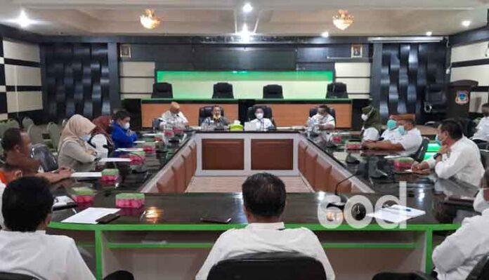 Tindaklanjuti Hasil Reses, Dewan Datangi Pemerintah Kabupaten Gorontalo