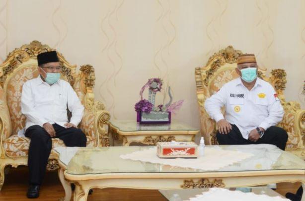 Kunjungan Ketua Umum DMI di Gorontalo disambut Gubernur