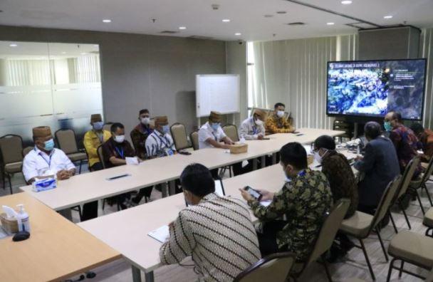 Gubernur Gorontalo Ikut Rapat Koordinasi Korsupgah dengan KPK