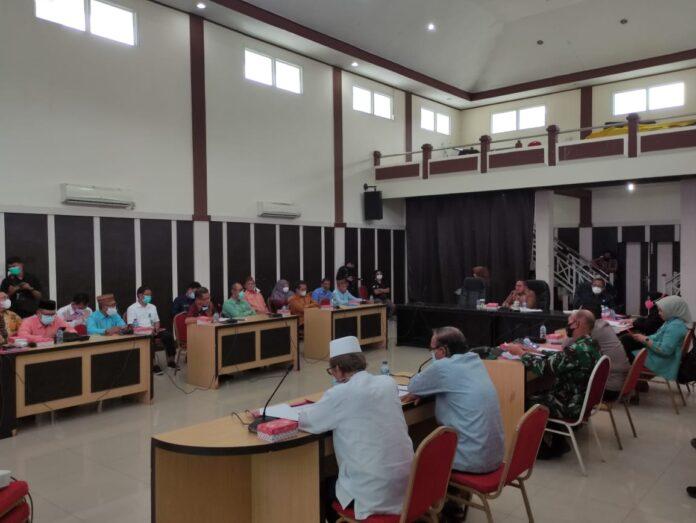 Pemkot Gorontalo Izinkan Pelaksanaan Ibadah di Masjid Selama Puasa