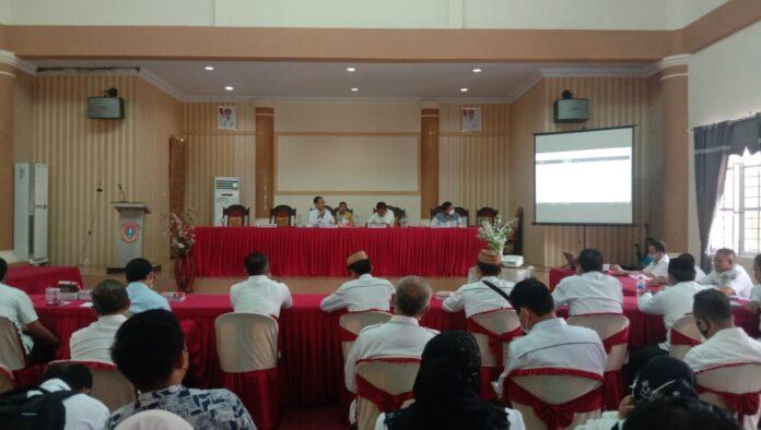 Waki Bupati Gorontalo Utara Instruksikan OPD Harus Berinovasi