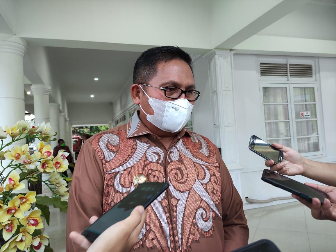 Wali Kota Gorontalo Marten Taha