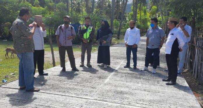 Dukung Kemajuan Wisata, DPRD Provinsi Gorontalo Pantau Program PISEW di Botutonuo