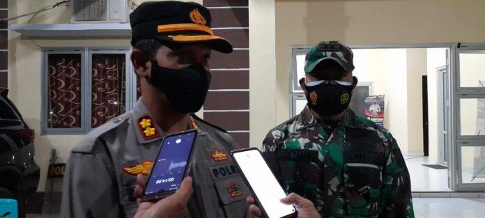 Aparat Gabungan di Gorontalo Utara Kembali Gelar Patroli Skala Besar