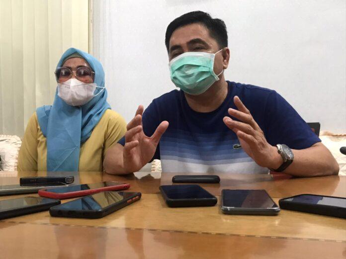 Ketua DPRD Kota Gorontalo Bantah Selingkuh dengan Anggotanya