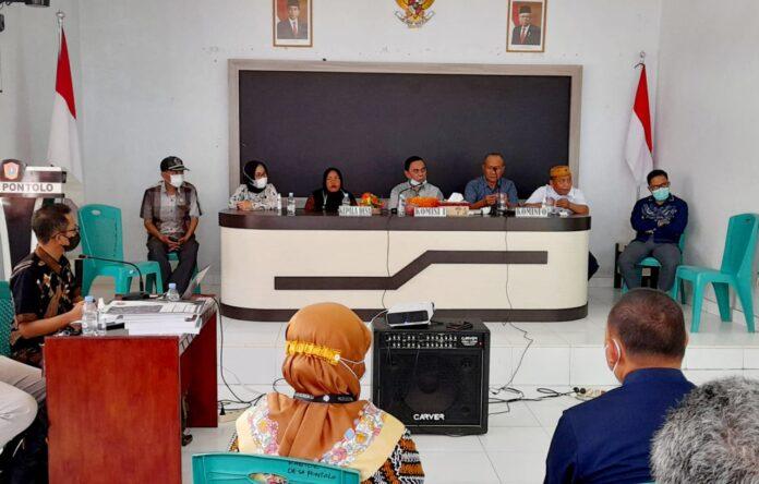 DPRD Provinsi Gorontalo Apresiasi Desa Digital di Pontolo Gorontalo Utara
