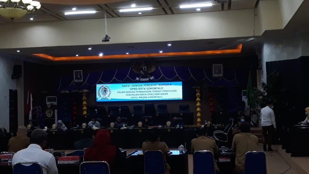 Maqna Hotel Lakukan PHK, DPRD Kota Gorontalo Minta Pegawai Dipekerjakan Kembali