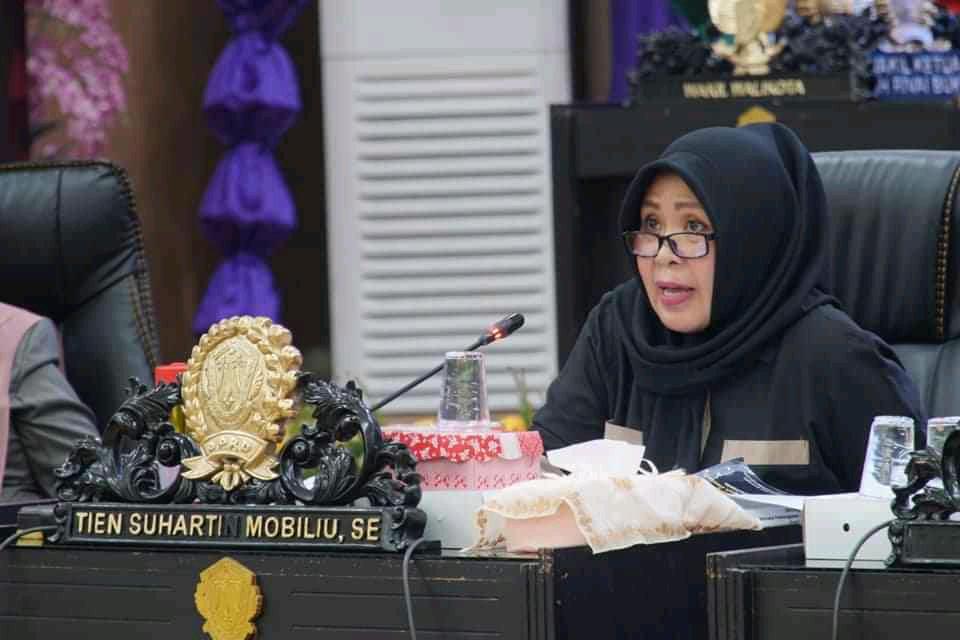 Pansus III DPRD Kota Gorontalo, Gelar Rapat Terkait Ranperda RPJMD