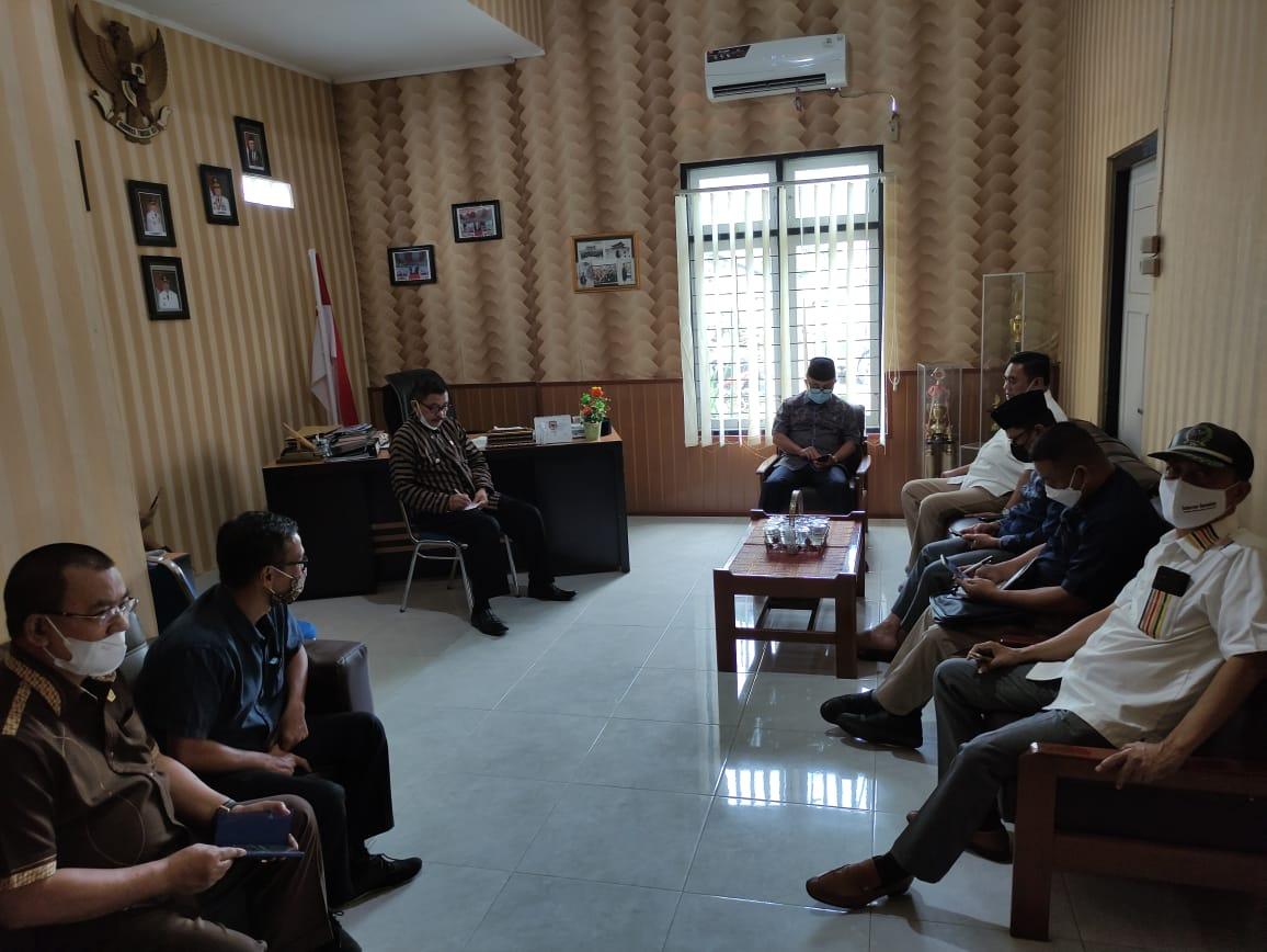 Pantau PPKM Mikro di Telaga, DPRD Provinsi Beberkan Situasi Penyebaran Covid-19