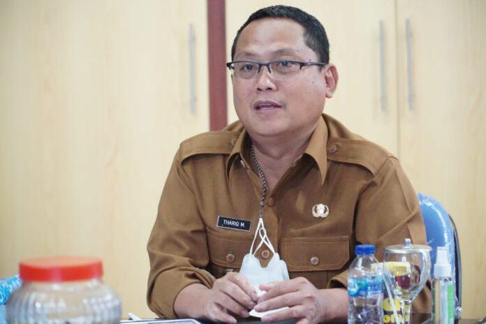 Thariq Modanggu Ajak Siswa di Gorontalo Utara Berkreasi