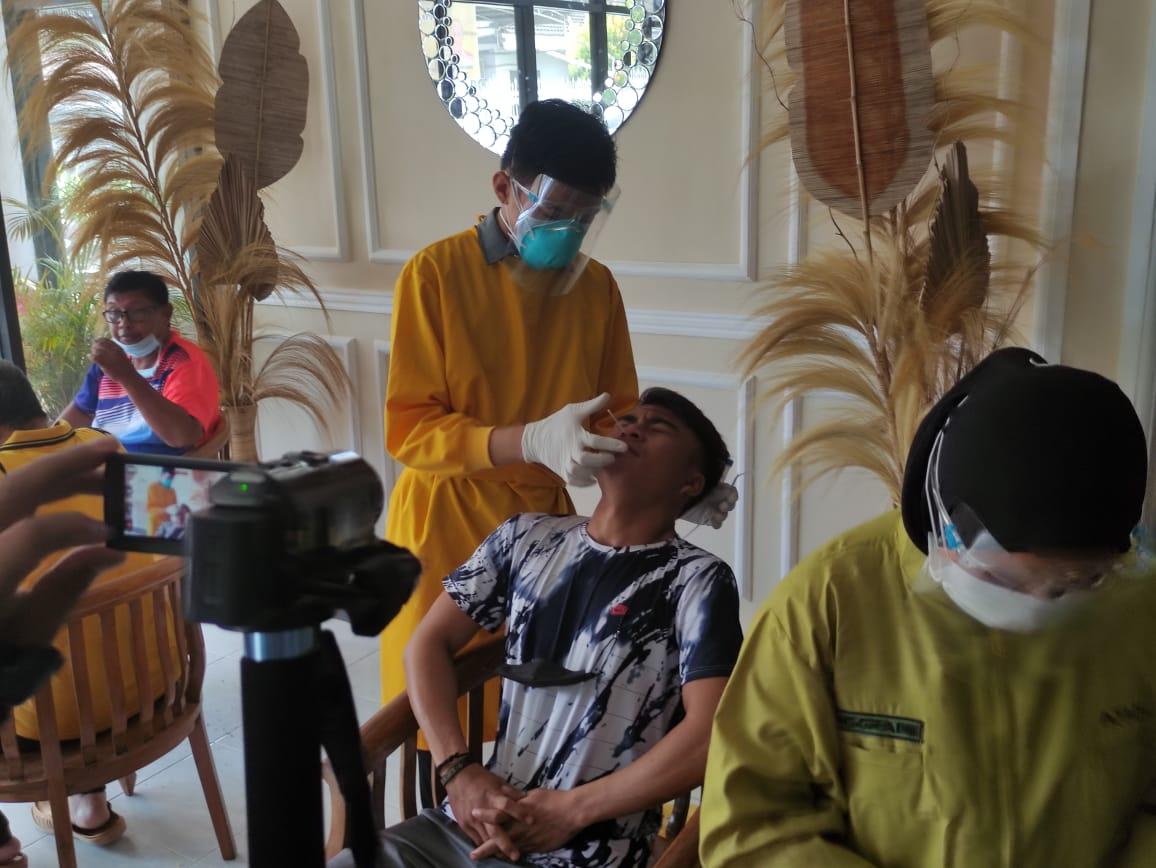 KONI Gorontalo Lakukan Pelatihan Terpusat kepada Atlit PON XX Papua