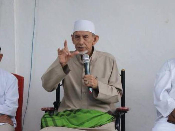 Idris Rahim Berduka Wafatnya Habib Saggaf bin Muhammad Aljufri