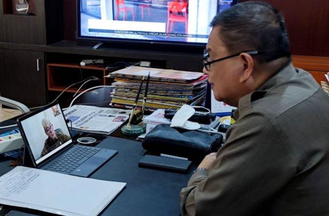 Idris Rahim Minta OPD Percepat Penyerapan DAK Fisik