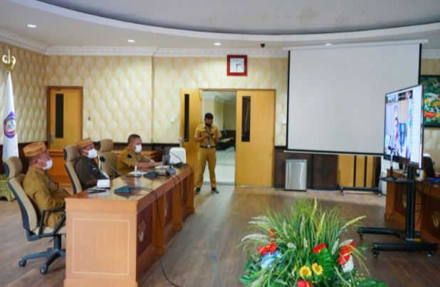 PPKM di Gorontalo Diperpanjang Hingga 9 Agustus