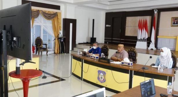 RTRW jadi Salah Satu Syarat Pembangunan Secaba TNI di Gorontalo