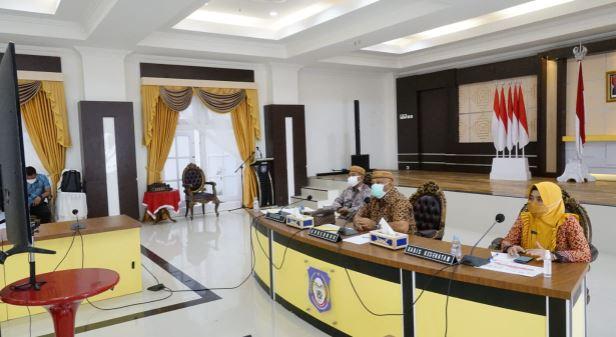 Gubernur Gorontalo Tekankan 3 Hal ini kepada Lurah dan Kepala Desa