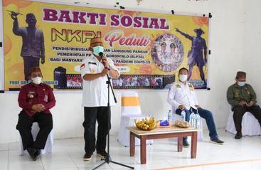 BLP3G sentuh Warga 28 Desa di Gorontalo Utara