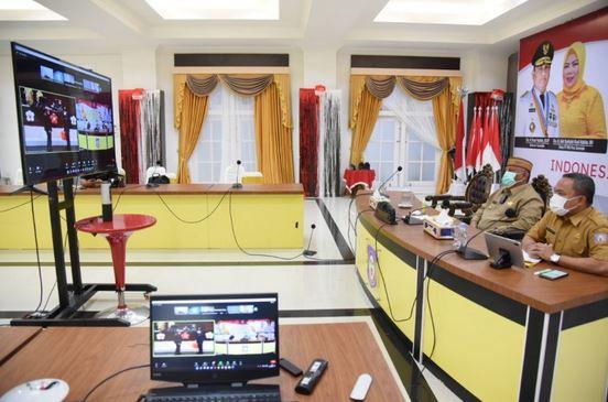 Perubahan APBD pemerintah provinsi Fokus Penaggulangan Covid dan Pemulihan Ekonomi