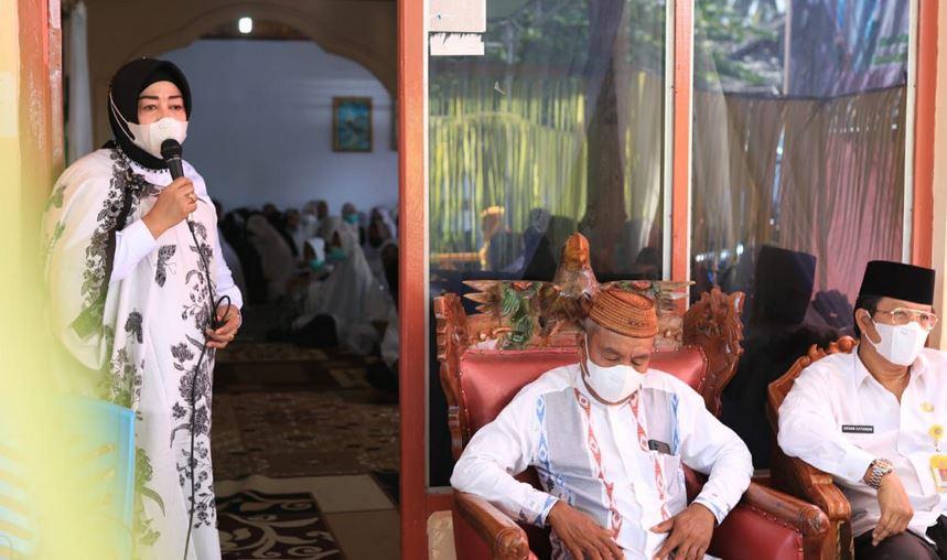 Suharsi Igirisa Turut Berduka Wafatnya Ustadz Ibrahim Makuta