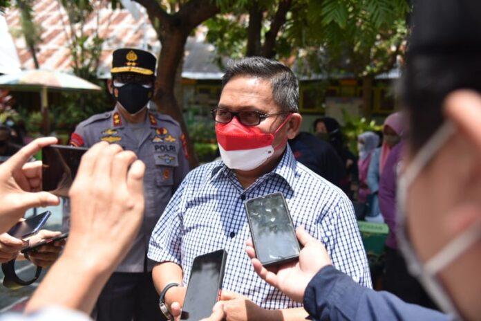 Vaksinasi Guru dan Siswa sudah 90 Persen, Kota Gorontalo akan Gelar PTM