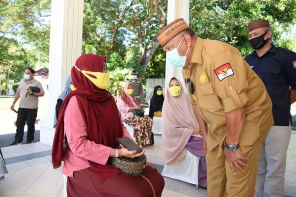 924 UMKM di Gorontalo terima Bantuan dari BAZNAS