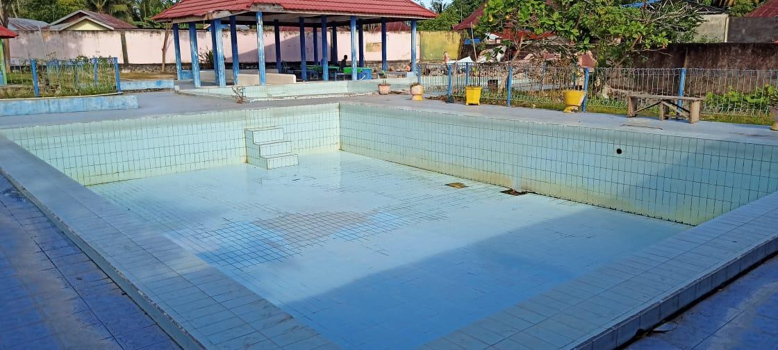 Direvitalisasi, Pemandian Air Panas Pentadio Resort ditutup Empat Bul
